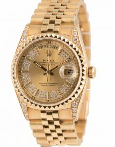 fake gold watches mens